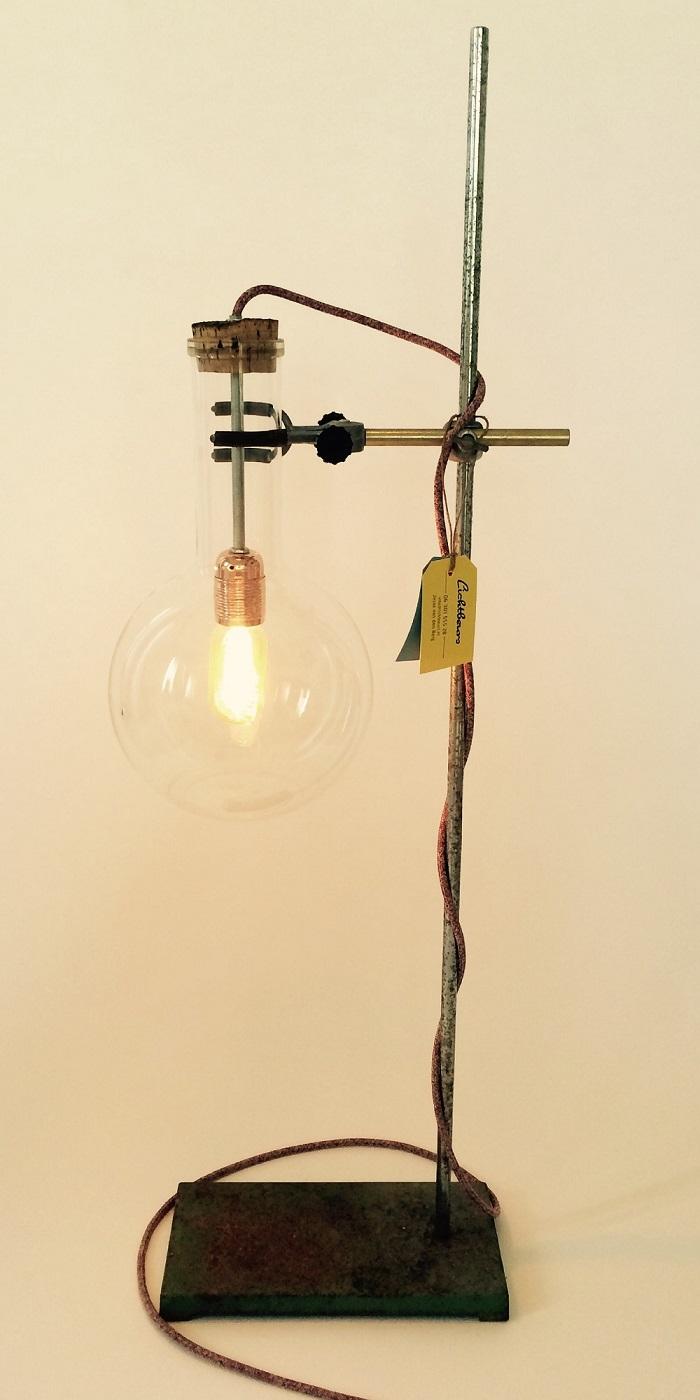 Staande Lamp op Statief LB-067
